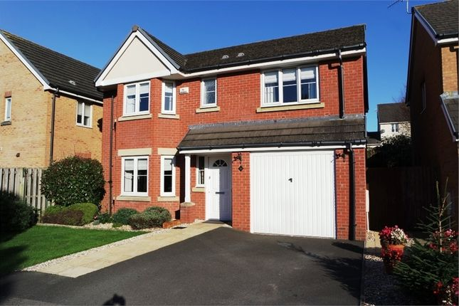 Thumbnail Detached house for sale in Swallow Close, North Cornelly, Bridgend, Mid Glamorgan