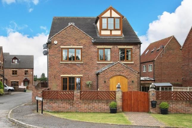 Thumbnail Detached house for sale in Old Epworth Road, Hatfield, Doncaster