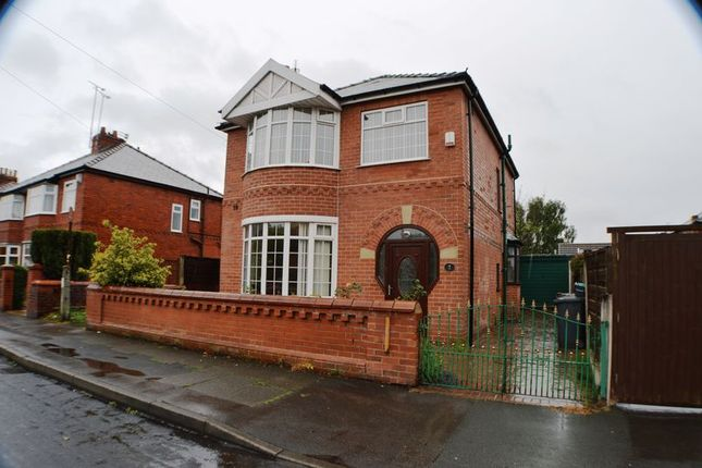 Thumbnail Detached house for sale in Roker Park Avenue, Audenshaw, Manchester