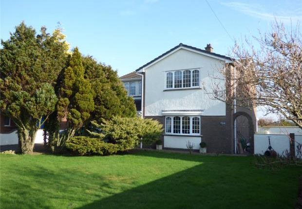Thumbnail Detached house for sale in Arenal, Mealsgate, Wigton, Cumbria
