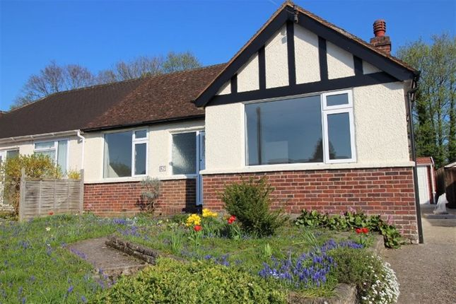 Thumbnail Bungalow to rent in Oakdene Road, Sevenoaks