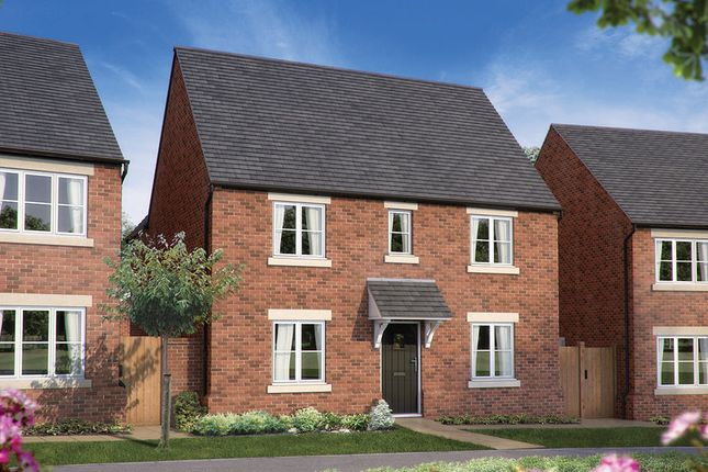 """Thumbnail Detached house for sale in """"The Somerton"""" at Heyford Park, Camp Road, Upper Heyford, Bicester"""