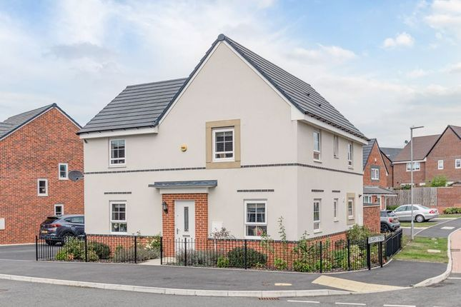 4 bed detached house for sale in Princethorpe Street, Norton Farm, Bromsgrove B61