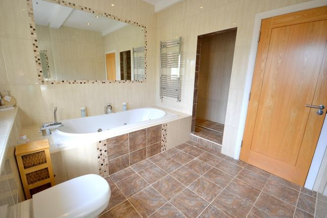 Bathroom of St. Christophers Home, Abington Park Crescent, Abington, Northampton NN3