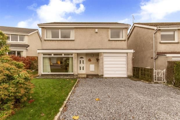 Thumbnail Detached house for sale in Maple Crescent, Killearn, Glasgow