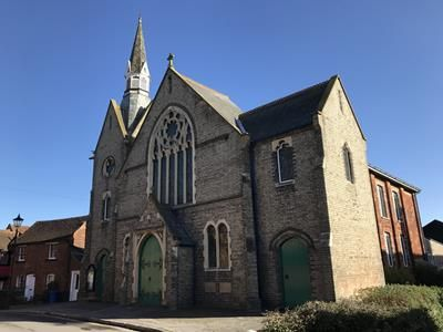 Photo of Christ Church, School Street, Sudbury, Suffolk CO10