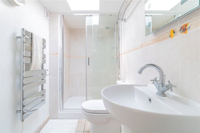 Shower Room of Frensham Road, Crowthorne, Berkshire RG45