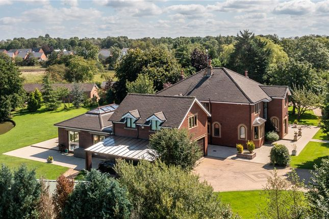 Thumbnail Detached house for sale in Lightfoot Lane, Fulwood, Preston
