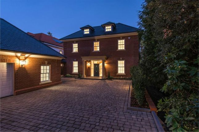 Thumbnail Detached house for sale in Bingham Avenue, Evening Hill, Poole