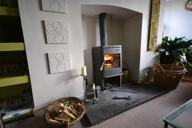 Main House Lounge Fireplace