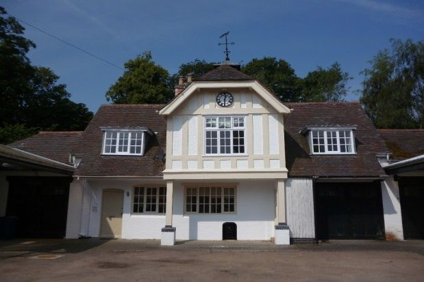 Thumbnail Flat to rent in Rempstone Hall Court, Ashby Road, Rempstone