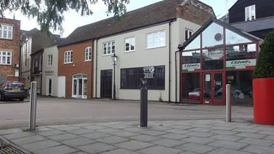 Thumbnail Commercial property for sale in 12- 20 Castle Lane, Bedford