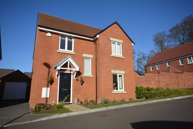 Thumbnail Detached house to rent in The Bramblings, Amersham