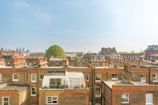Terrace View of Bina Gardens, London SW5