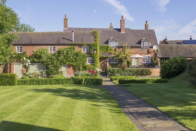 Thumbnail Detached house for sale in Netherseal Road, Chilcote, Leicestershire