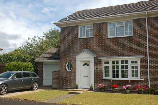 Thumbnail End terrace house to rent in Bramley Gardens, Gosport