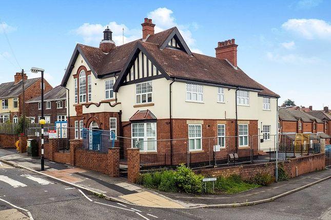 Thumbnail Flat to rent in Church Street, Eastwood, Nottingham