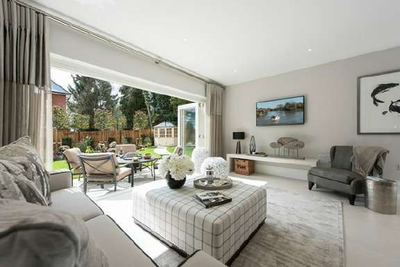 Thumbnail Property for sale in Ascot, Berkshire