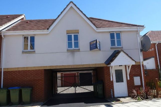 Thumbnail Town house to rent in Kentlea Road, Thamesmead, London