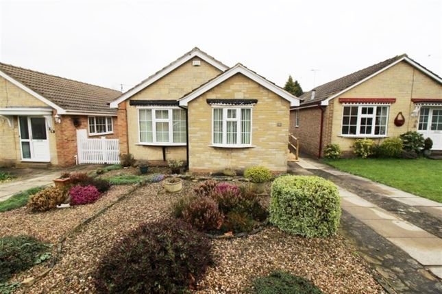 Thumbnail Detached bungalow to rent in New Park View, Farsley