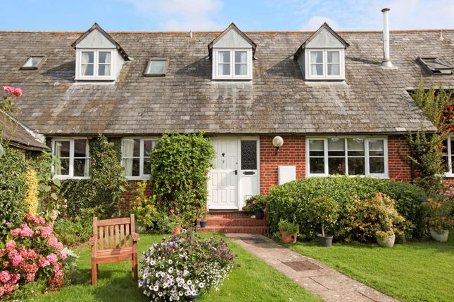 Thumbnail Terraced house to rent in Alton Priors, Marlborough