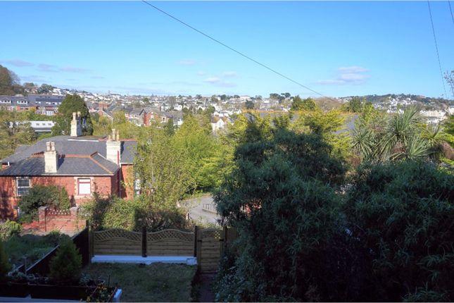 Front View of Sherwell Lane, Torquay TQ2