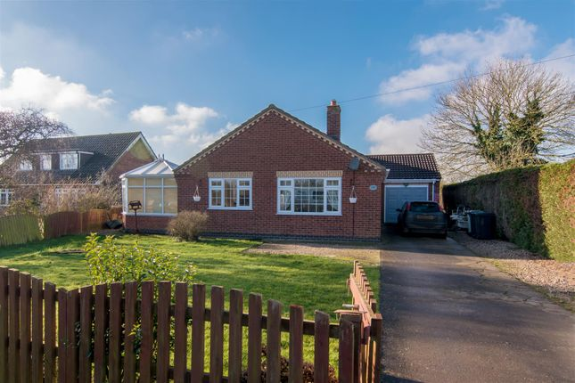 3 bed bungalow for sale in Station Road, Little Steeping, Spilsby