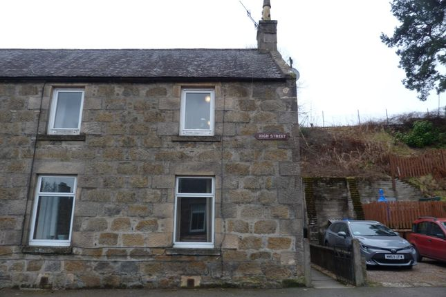 2 bed flat to rent in High Street, Aberlour AB38