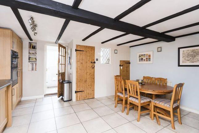 Dining Area of Red Hill, Camerton, Near Bath BA2