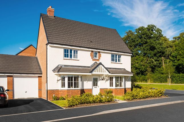 """Thumbnail Detached house for sale in """"Alnwick"""" at Coppice Green Lane, Shifnal"""
