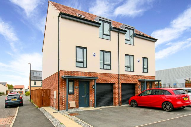 Town house for sale in Wetherall Close, Sunderland