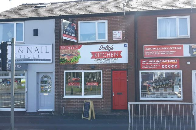 Retail premises for sale in Bolton Road, Bury