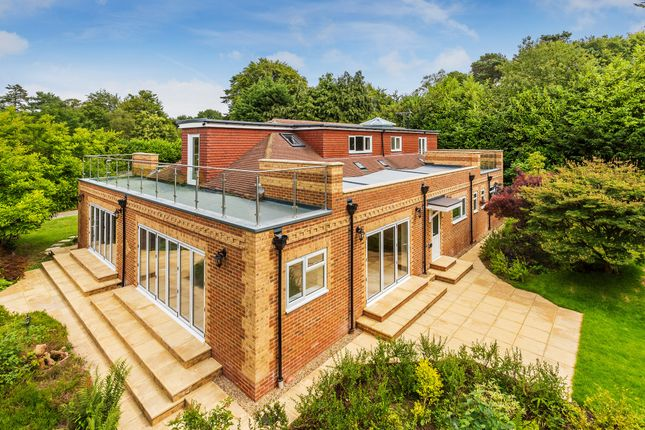 Thumbnail Detached house for sale in Blackberry Road, Felcourt, East Grinstead