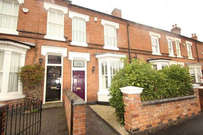 Thumbnail Terraced house to rent in Park Hill Road, Harborne, Birmingham.