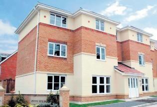 Thumbnail Flat to rent in Whitecroft Meadow, Middleton