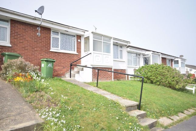 Thumbnail Bungalow to rent in Brennacott Road, Bideford, Devon