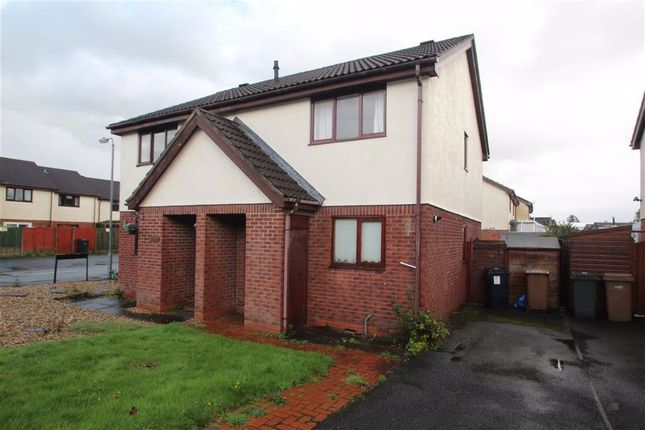 Thumbnail Semi-detached house to rent in Victoria Fields, Oswestry
