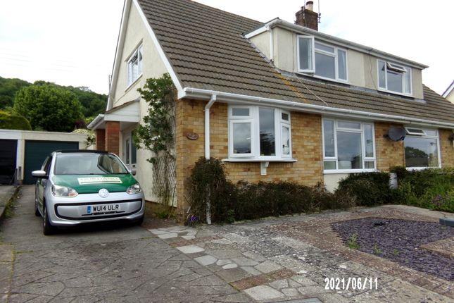 2 bed semi-detached bungalow to rent in Honeylands, Portishead BS20
