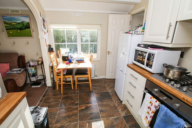 Thumbnail Bungalow for sale in Valley View Park Station Road, Bugle, St. Austell