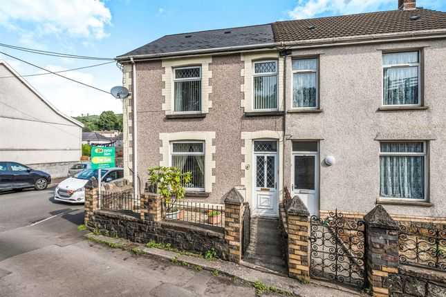 Thumbnail Semi-detached house for sale in Aberdare Road, Glynneath, Neath