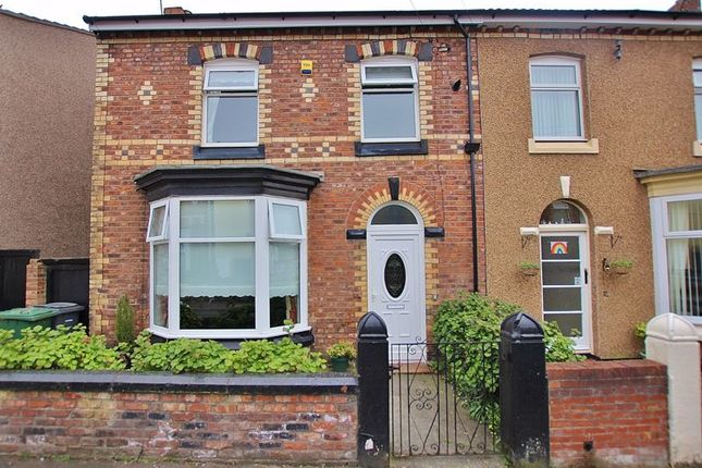 Thumbnail Semi-detached house for sale in Harland Road, Tranmere, Wirral