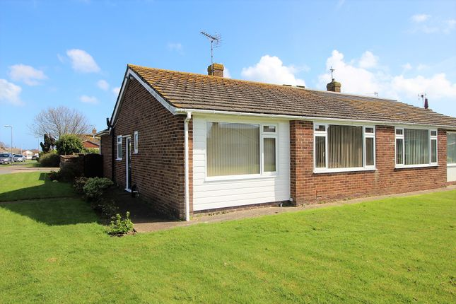 Thumbnail Semi-detached bungalow for sale in Castle View Gardens, Westham