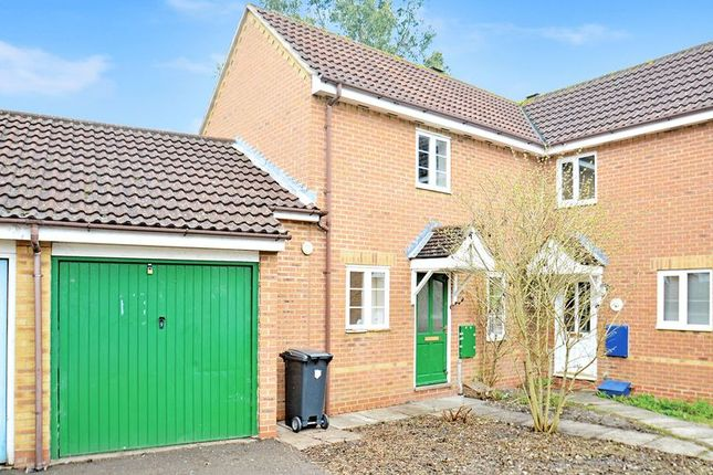 Thumbnail End terrace house for sale in Ottery Way, Didcot