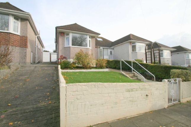 Thumbnail Semi-detached bungalow for sale in Vicarage Gardens, Plymouth