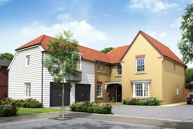 "Thumbnail Detached house for sale in ""Arbury"" at Sir Williams Lane, Aylsham, Norwich"