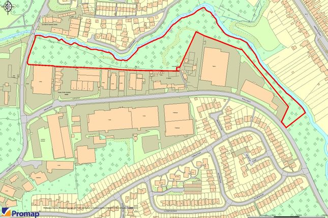 Thumbnail Land for sale in Hayseech Road & Shelah Road, Halesowen