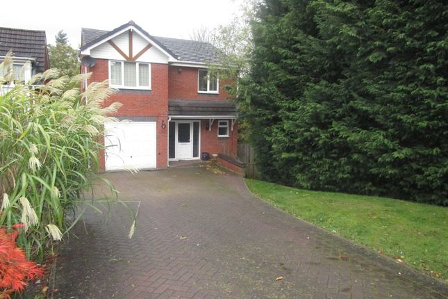 Thumbnail Detached house for sale in Westhill, Finchfield, Wolverhampton