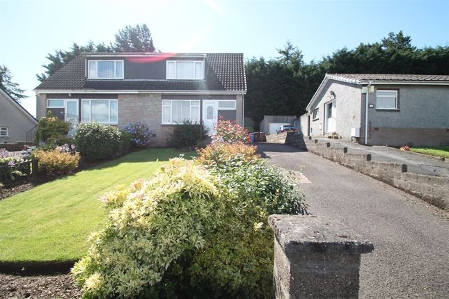 Thumbnail Semi-detached house to rent in Crail Place, Broughty Ferry, Dundee