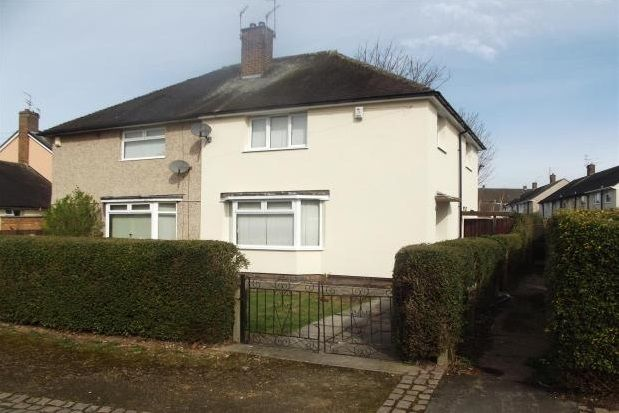 3 bed semi-detached house to rent in Bradley Walk, Clifton, Nottingham