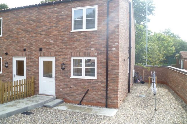Thumbnail Terraced house to rent in North Street, Driffield